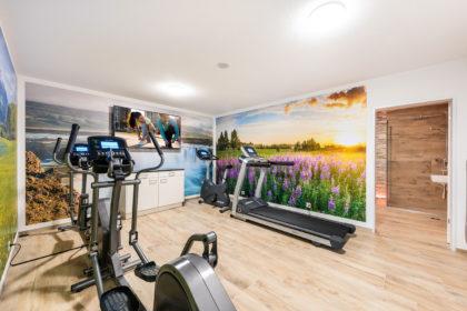 Fitnessraum MFH Büron 34